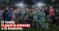 Godoy Cruz eliminó a Racing de la Copa Argentina y accedió a los cuartos de final