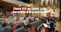 A un año de la última audiencia por la Fiesta VIP de Santa Lucía ¿En qué quedó la causa?