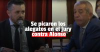 Jury contra el juez Alonso: tenso cruce entre el fiscal y los abogados