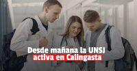 Este viernes quedarán inauguradas las propuestas académicas en Calingasta