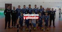 Argentina debutó ganando con un sanjuanino como protagonista