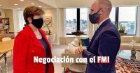 Martín Guzmán está en Washington y cumplirá una intensa agenda