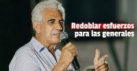 Frente de Todos: Allende destacó la gestión del gobernador, Sergio Uñac, durante la pandemia