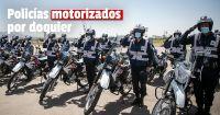 El Gobierno entregó más de 140 movilidades a la Policía y puso en funciones a nuevos egresados