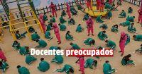 """Alerta en las escuelas por la violencia de la serie """"El juego del calamar"""""""