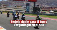Toprak Razgatlioglu ganó la carrera 1 del World SBK